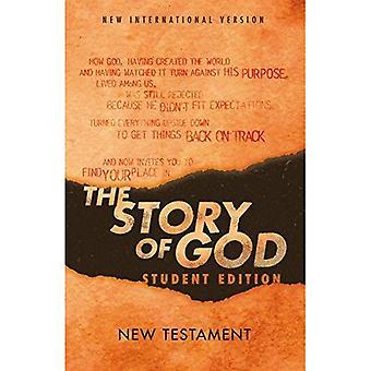 NIV, l'histoire de Dieu, Student Edition, nouveau Testament, livre de poche