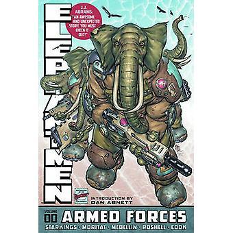 Elephantmen by Richard Starkings - 9781607065142 Book