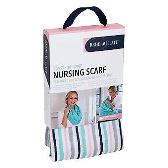 Bebe Au Lait Classic Muslin Nursing Scarves