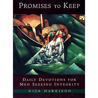 Promises to Keep by Harrison & Nick