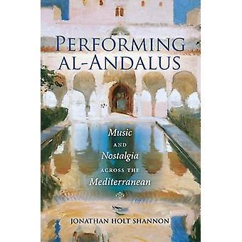 Durchführung von AlAndalus Musik und Nostalgie über das Mittelmeer von Shannon & Jonathan Holt