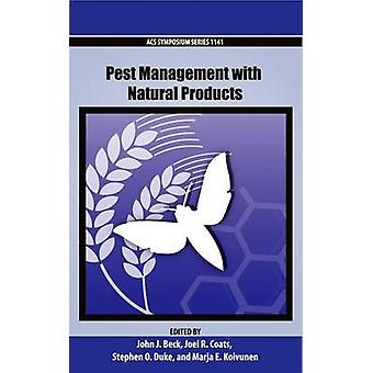 Pest Management with Natural Products ACSSS1141 by Beck & John J.