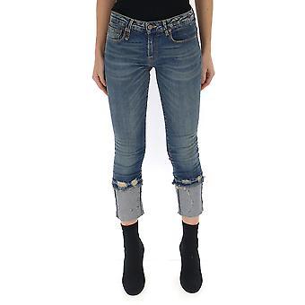 R13 Blue Denim Jeans