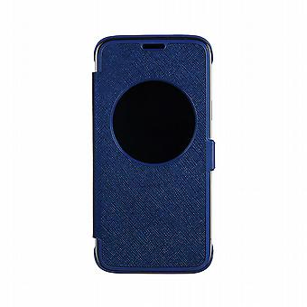 He founded Circle View blue Samsung Galaxy Mini S5 Anymode