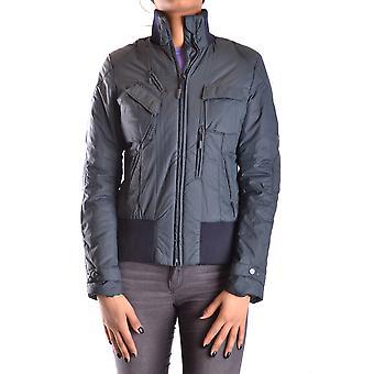 Brema Grey Polyester Outerwear Jacket