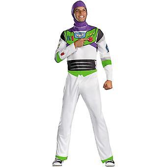 Buzz Lightyear Adult Plus Size Costume
