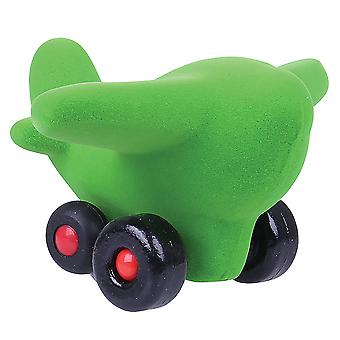 Rubbabu Soft Plush The Little Takota (Green)