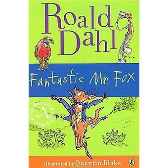 Fantastic Mr. Fox by Roald Dahl - Quentin Blake - 9780756982867 Book