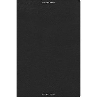 CSB Pastor's Bible - Black Deluxe Leathertouch by Holman Bible Staff