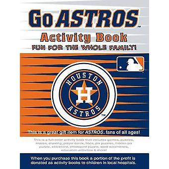 Go Astros Activity Book by Darla Hall - 9781943433971 Book