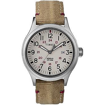 Timex heren horloge geallieerde 40 mm stof armband TW2R61000