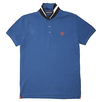 Henri Lloyd Cowes Club Regular Polo Shirt, Morning Cloud