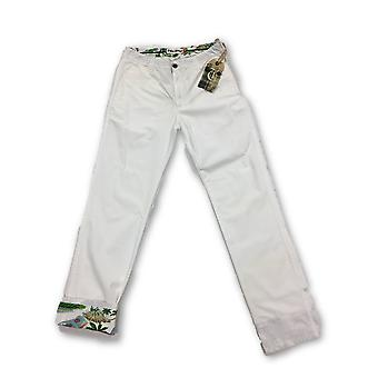 Tailor Vintage chino in white