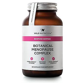 Wild Nutrition Food-Grown Botanical Menopause Complex Vegicaps 60