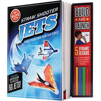 Stroh-Shooter Jets Buch Kit-564779