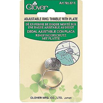 Ring Thimble With Plate Adjustable 611