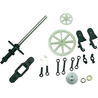 Spare part Rotor set Amewi Suitable for model: Buzzard
