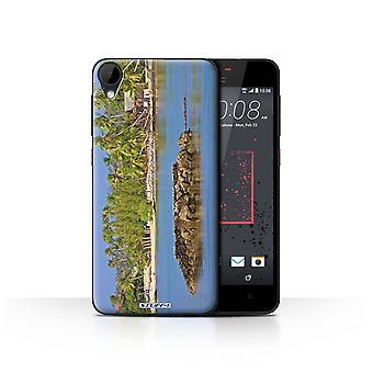 STUFF4 Case/Cover for HTC Desire 825/Rocky Island/Thailand Scenery