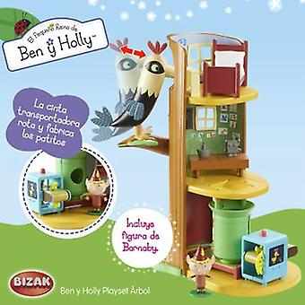 Bizak Ben & Holly Tree Playset