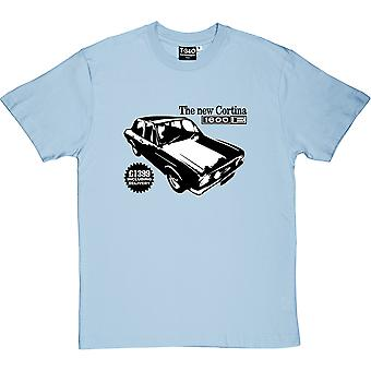 Ford Cortina T-Shirt homme