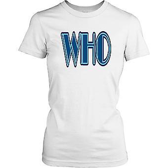 Wereldgezondheidsorganisatie - samenzwering dames T Shirt