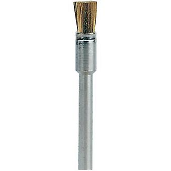 3.2 mm Brass brush Dremel 537 Dremel 26150537JA