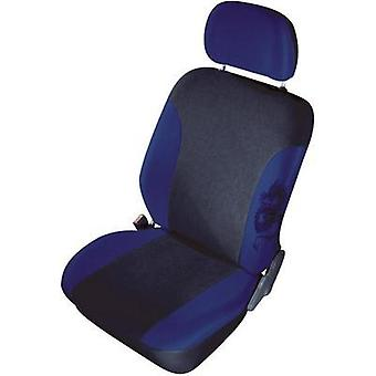 Seat covers 11-piece cartrend 79-5320-01 Mystery Polyester Blue