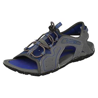 Childrens Hi-Tec Open Toe Sandals Turtlebeach