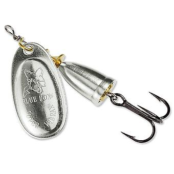 Blue Fox Classic Vibrax 6 Fishing Lure - Silver