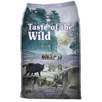 Taste of the Wild Sierra Mountain Canine Formula with Roasted Lamb