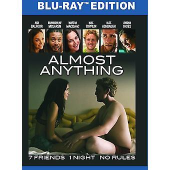 Næsten alt [Blu-ray] USA importerer