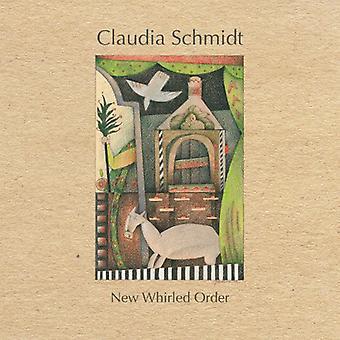 Claudia Schmidt - nye hvirvlede orden [CD] USA import