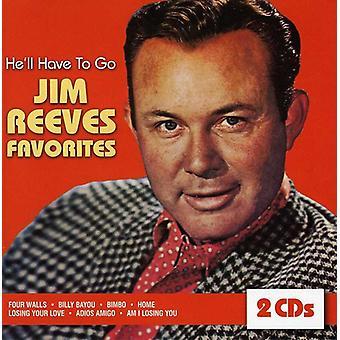 Jim Reeves - han bliver nødt til at gå [CD] USA import