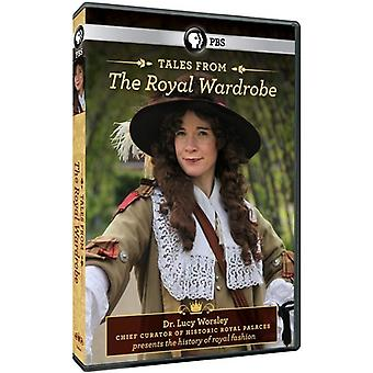 Tales From the Royal Wardrobe [DVD] USA import