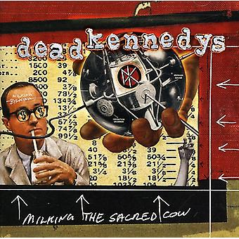 Dead Kennedys - malkning hellig ko [CD] USA Importer
