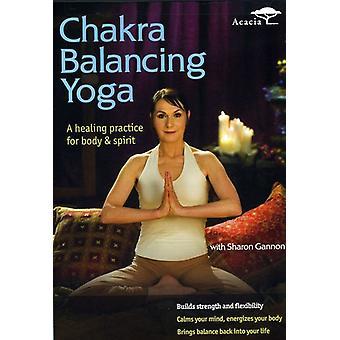 Sharon Gannon - Chakra Balancing Yoga [DVD] USA import