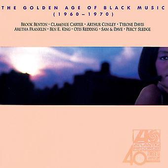 Âge d'or de la musique noire - 1960-70-Golden Age de Mu noir [CD] USA import