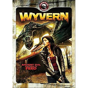 Wyvern [DVD] USA importerer