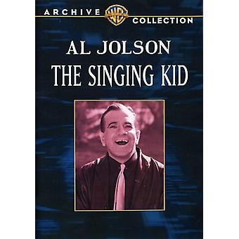 Singing Kid [DVD] USA import