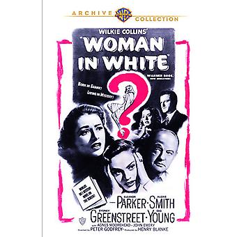 Woman in White (1948) [DVD] USA import