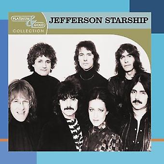 Jefferson Starship - Platinum & Gold Collection [CD] USA import