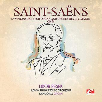 Saint-Saens-Sinfonie 3 C großen 78 [CD] USA import