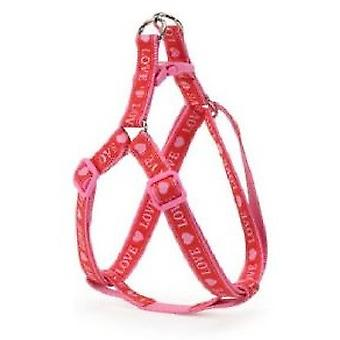 Camon Adjustable Love Necklace Red / Pink 15 mm