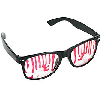 Unisex Halloween bloody glasses blood glasses