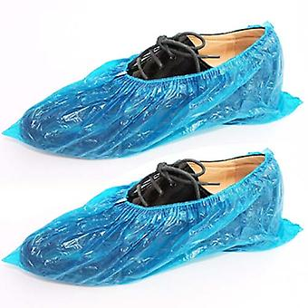 TRIXES 30X Disposable Shoe Covers Protect Your Carpets Floors One Size Fits All Pack of 30