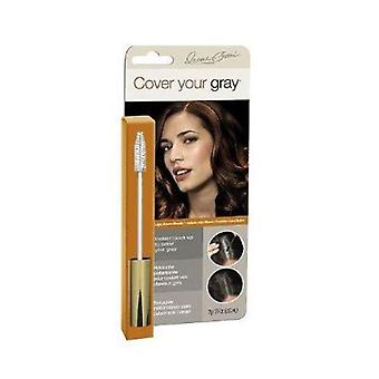 Cover Your Gray Brush-In Light Brown/Blonde