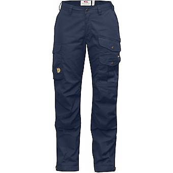 Fjallraven Womens Vidda Pro Curved Trousers Regular Storm EU38 (UK Size 10)
