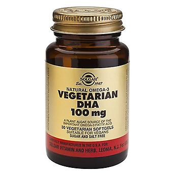 Solgar Dha 100Mg. 30 Pearls (Vitamins & supplements , Omegas & fatty acids)
