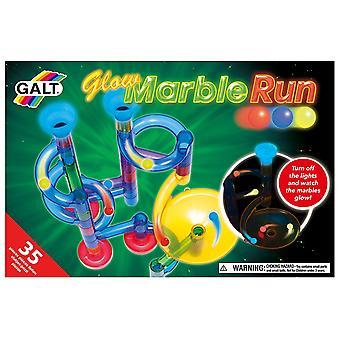 Galt 1004672 resplandor mármol correr 35 Piece Set