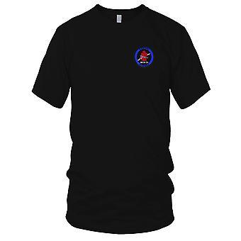 E.U. Exército aviação - 78 vida apoio equipamento batalhão D empresa bordada Patch - Avionics Mens T-Shirt